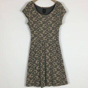 Anthropologie deletta dress